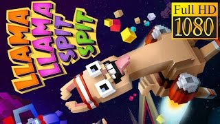 Llama Llama Spit Spit Game Review 1080P Official Nickelodeon Arcade