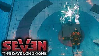 Seven: The Days Long Gone - Finding the Cypher (Let's Play Seven: The Days Long Gone Gameplay Part 2