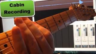 Cabin Recording Guitar Rig 5