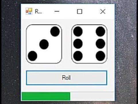 Visual Basic Tutorial – Dice Roller
