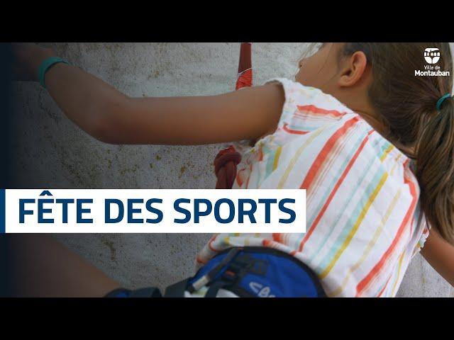 Fête des sports 2020