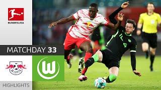 RB Leipzig 2-2 Wolfsburg Pekan 33