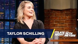 Taylor Schilling's Adulting Is Not Going Well