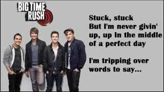 Download Video Stuck - Big Time Rush Lyrics MP3 3GP MP4