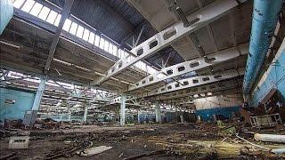 Припять Внутри Завода - Pripyat Inside The Factory