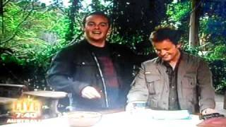 Ant & Dec - I'm A Celeb 2005 - Who Likes Cleaning?