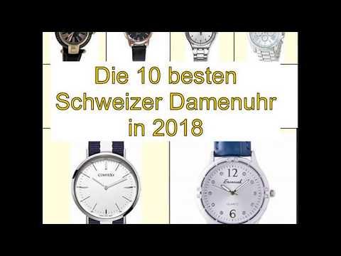 Die 10 besten Schweizer Damenuhr in 2018