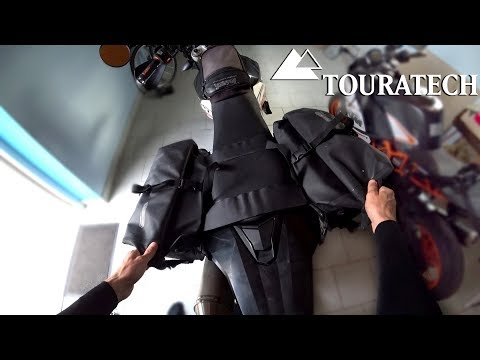 Gepäck fürs Motorrad | Supermoto Enduro | Luggage Options [English Subtitles]