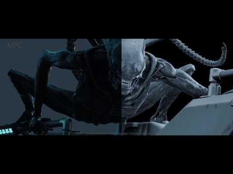 MPC Alien Covenant VFX breakdown