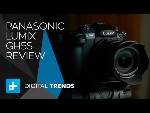 Panasonic Lumix GH5S - Hands On Review