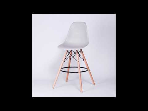Assembly Instructions for DSW Eiffel Inspired Tulip Bar Stool from La Maison Chic