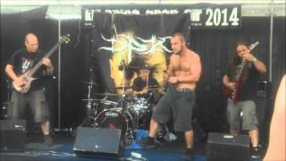 Video DPK-Under the Reign of Madness, Krhanice 2014