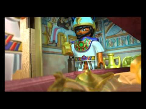 PLAYMOBIL Ägypten: Der Magische Schlüssel