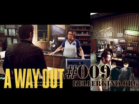 A Way Out #9 – Achtung, dies ist ein Überfall! ★ Let's Play Together A Way Out [HD|60FPS|Co-Op]