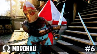 MORDHAU BATTLE ROYALE IS AMAZING! | Mordhau #6 Funny Moments / Epic Rounds