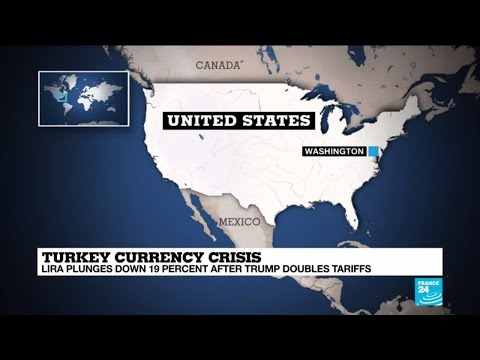 What is behind US sanctions on Turkey?