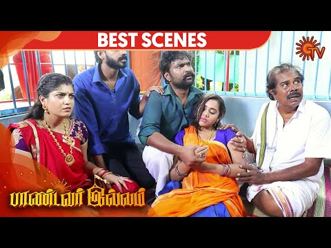 Pandavar Illam - Best Scene | 7th December 19 | Sun TV Serial | Tamil Serial