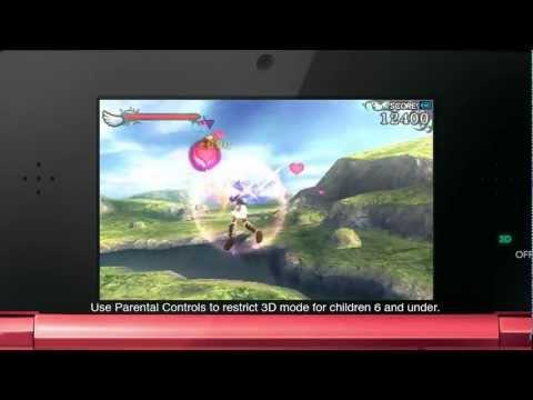 Видео № 0 из игры Kid Icarus: Uprising (Б/У) [3DS]