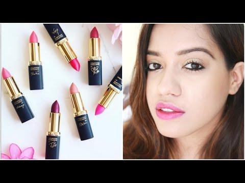 Gold Addiction Satin Lipstick by L'Oreal #3