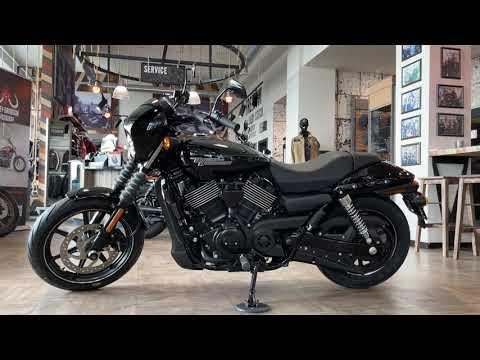 Street 750 (XG750) Harley-Davidson