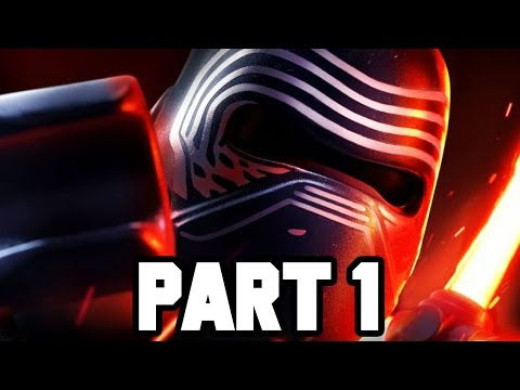 Gameplay de LEGO Star Wars The Force Awakens Deluxe Edition