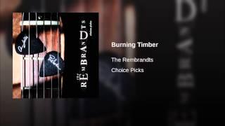 Burning Timber
