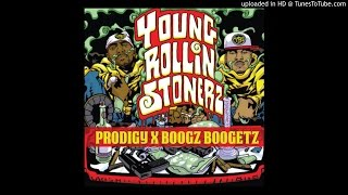 Prodigy - 40 Oz Feat. Boogz Boogetz (Prod. By Drew Skillz)