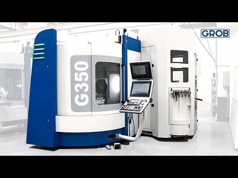 G350 - Generation 2 – Machine presentation