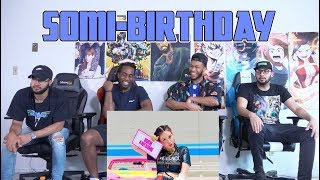 Somi Birthday MV ReactionReview