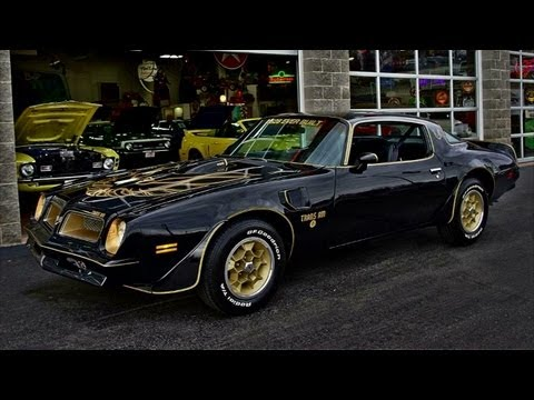 1976 Pontiac Trans Am Special Edition 400 V8 Quick Look