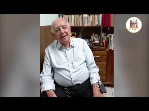 Dom José fala sobre o Mês Vocacional