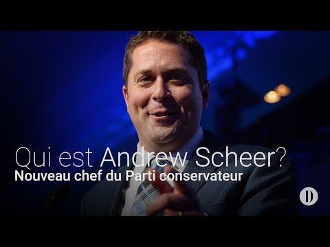 Qui est Andrew Scheer?