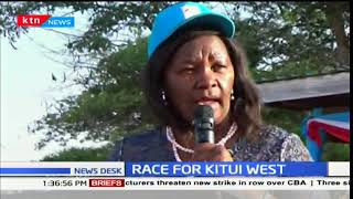 Race of Kitui West: Former MP's Nyenze's wife Edith Nyenze joins the race