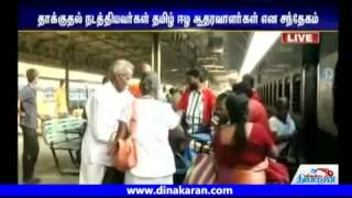 Tamils attacked to Buddhist Monk again. (Must Watch & Pls Share)