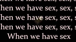 Sex - Chris Brown (Lyrics)