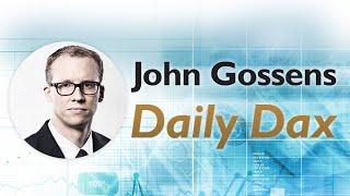 John Gossens Daily Dax wünscht frohe Weihnachten!