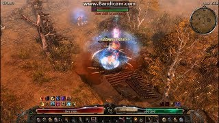 NEW Grim Dawn 1 0 6 Cute Blood Knight Commando - Testing Two