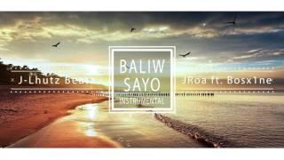 J-Lhutz Beatz - Baliw Sayo - JRoa ft. Bosx1ne (Instrumental)