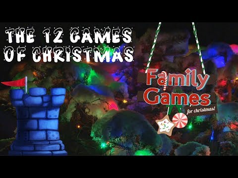 The 12 Games of Christmas: Family Games
