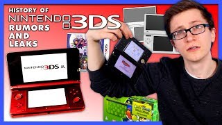 History of Nintendo 3DS Rumors and Leaks - Scott The Woz