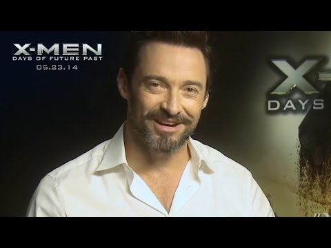 Video trailer för X-Men: Days of Future Past | X-Men X-Perience: Hugh Jackman