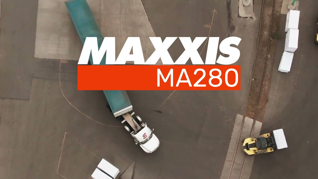 Maxxis MA280 Steer Tyre