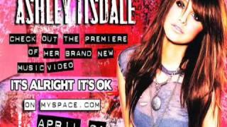 "Ashley Tisdale - ""It's Alright, It's OK"" Trailer"