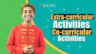 11. Extra-curricular Activities & Co-curricular Activities   CV Writing   Niaz Ahmed