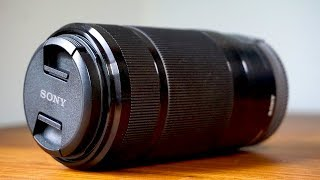 Sony 55-210mm Telephoto Lens Review