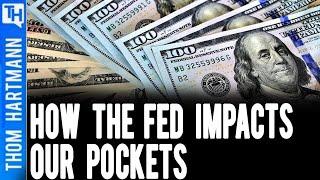 Quantitative Easing? Big Words To Make The Rich Richer? (w/ Dean Baker)