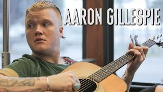 """Aaron Gillespie """"Raspberry Layer Cake"""" - A Red Trolley Show (live performance)"""