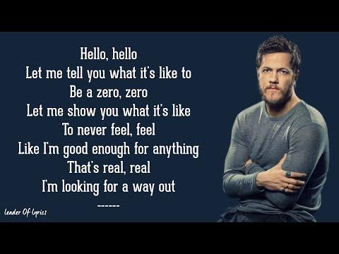Imagine Dragons - ZERO (Lyrics)
