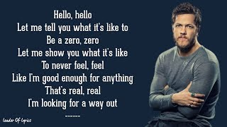 Imagine Dragons Zero Lyrics