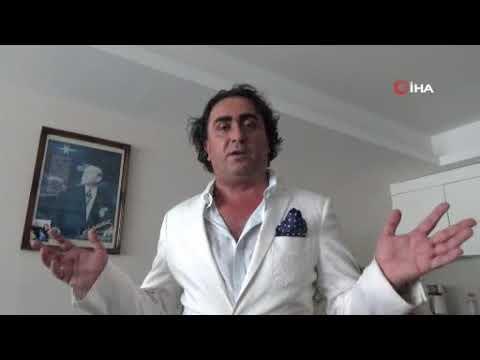 Türkücü avukat baro tartışmalarını yumuşatmak için albüm çıkardı